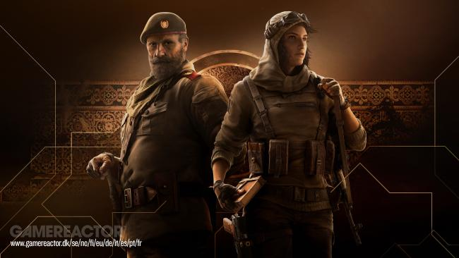 Rainbow Six Siege : Operation Wind Bastion
