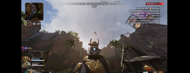Des dragons dans Apex Legends !
