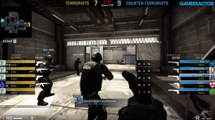You can now watch the matches in our CS:GO League
