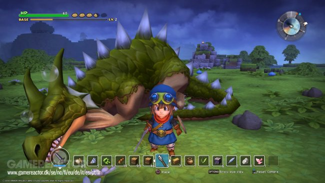 Dragon Quest Builder Gameplay Fr