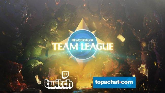 L'Hearthstone Team League fait son grand retour