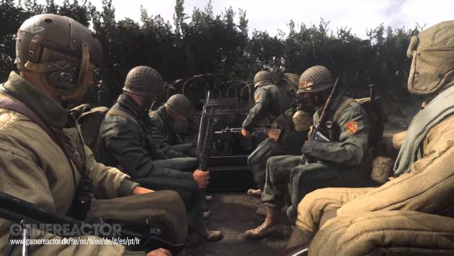 Pas de Mode Théâtre dans CoD: WWII