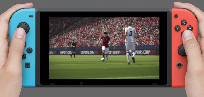 FIFA 18 : Le test de la version Switch