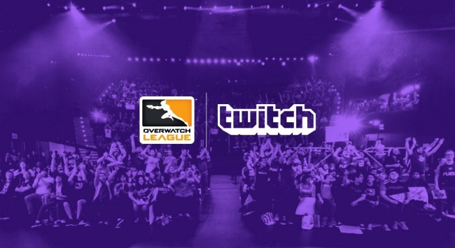Twitch teams up with Overwatch League to reward fans