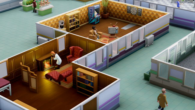 Two Point Hospital dévoile sa date de sortie