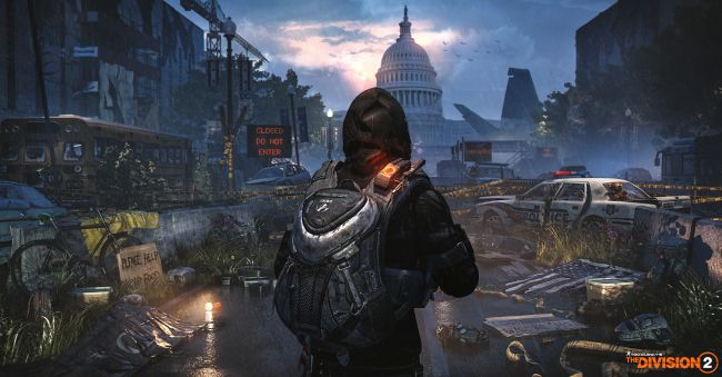 The Division 2 - Warlords of New York - Aperçu