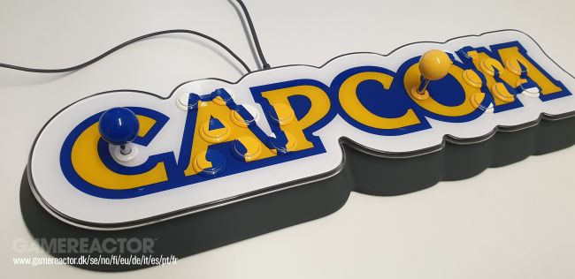 La Capcom Home Arcade est disponible !