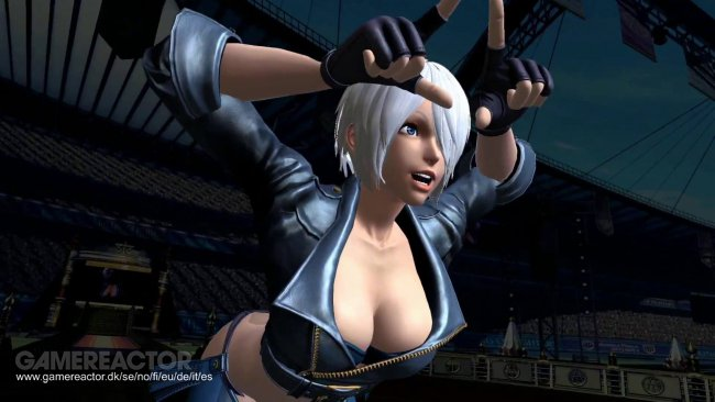 King of Fighters XIV gratuit sur Steam