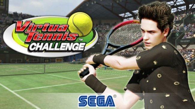 Virtua Tennis Challenge arrive sur iOS et Android