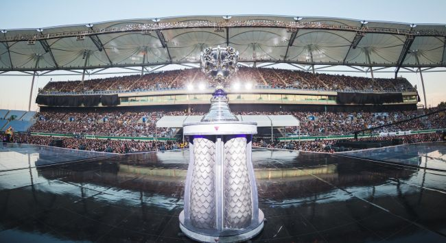 LoL Worlds heading to Berlin, Madrid, and Paris this year