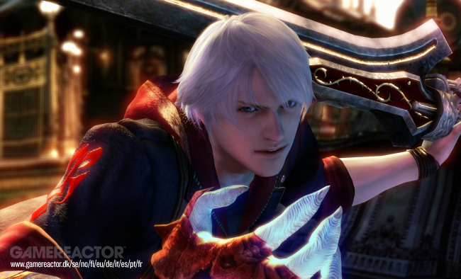 Devil May Cry HD Collection en 4K sur PC