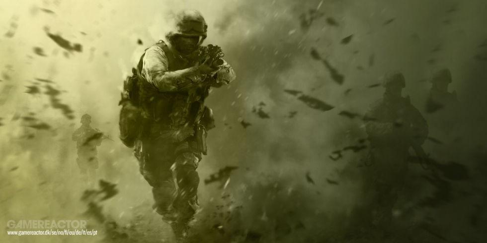 Call of Duty: Modern Warfare rétrocompatible sur Xbox One