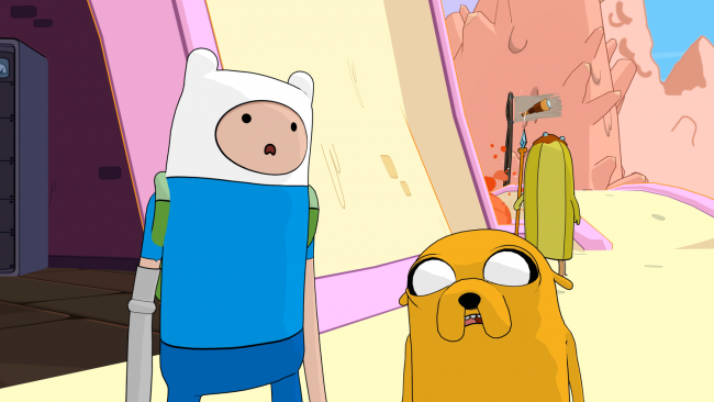 On a quelques infos sur Adventure Time: Pirates of the Enchiridion