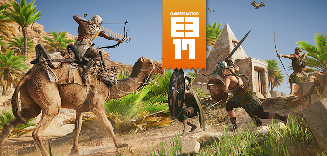 Assassin's Creed Origins : Hands-on