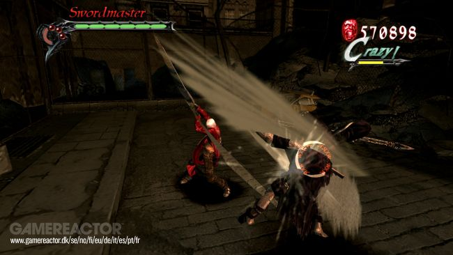 Devil May Cry 3 Special Edition est sorti sur Switch !