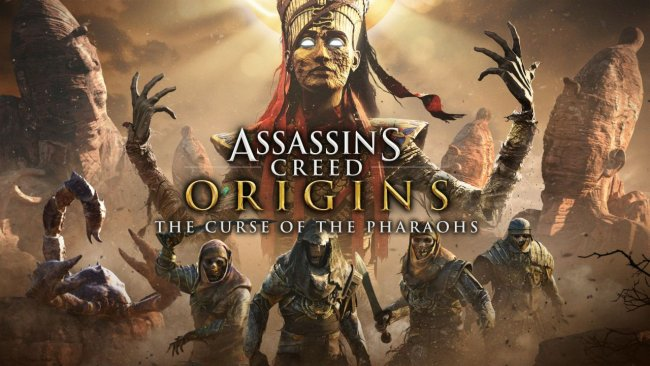 Assassin's Creed Origins : Du gameplay pour The Curse of the Pharaohs