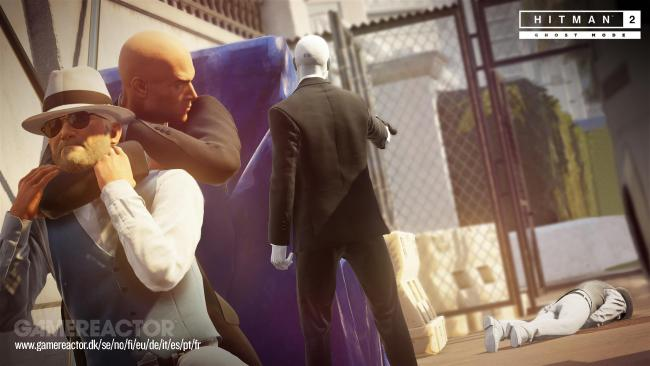 Hitman 2 - Mode Ghost