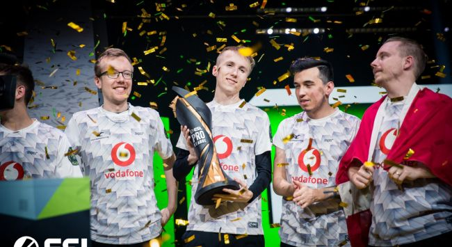 Mousesports are the ESL Pro League Season 10 champions