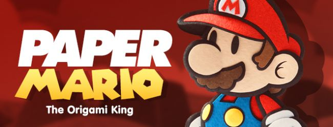 Paper Mario: The Origami King - 4 choses que l'on aime et 2 points d'interrogation
