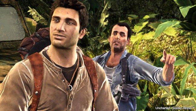 Un remake sur PS4 d'Uncharted : Golden Abyss ?