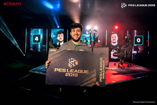 PES League 2019 : Ettorito confirme sa domination