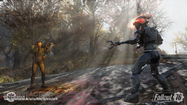 Fallout 76 : Encore du gameplay maison