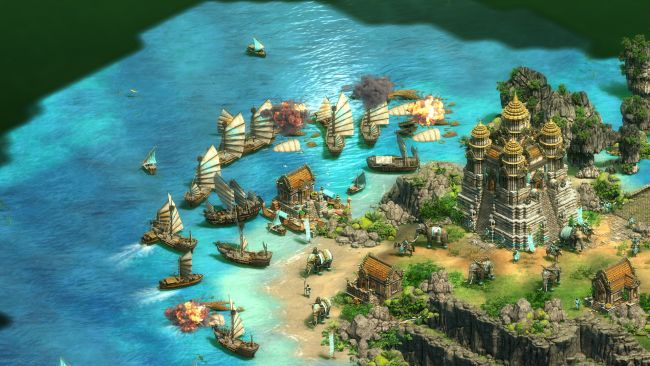 Age of Empires II: Definitive Edition et son trailer nostalgique