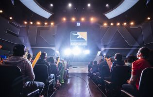 Du public pour l'Overwatch League, en Chine