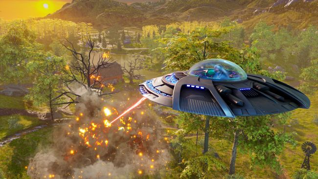 Destroy All Humans! fête le Dependence Day dans son trailer !