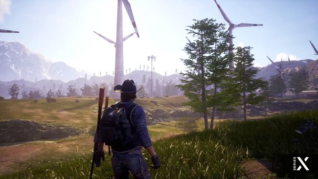 State of Decay 2 mis à jour sur Xbox Series X