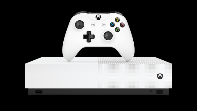Tour d'horizon rapide de la Xbox One S All-Digital Edition