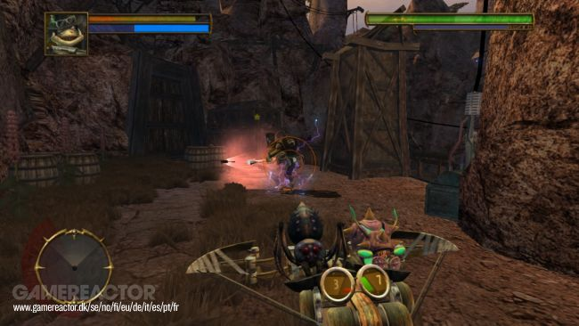 Oddworld: Stranger's Wrath HD sur Switch