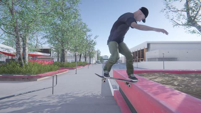 Skater XL - Aperçu de l'Early Access