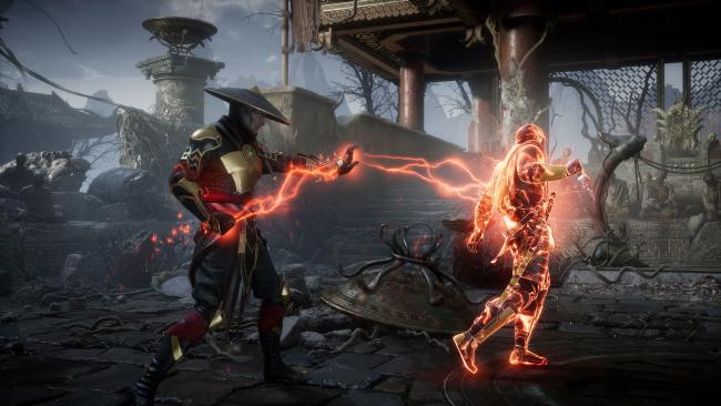 Mortal Kombat 11 : Enfin du gameplay...