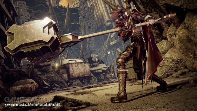 Code Vein - On y a joué au TGS