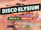 Le patch 1.3 pour Disco Elysium - The Final Cut sur PlayStation disponible