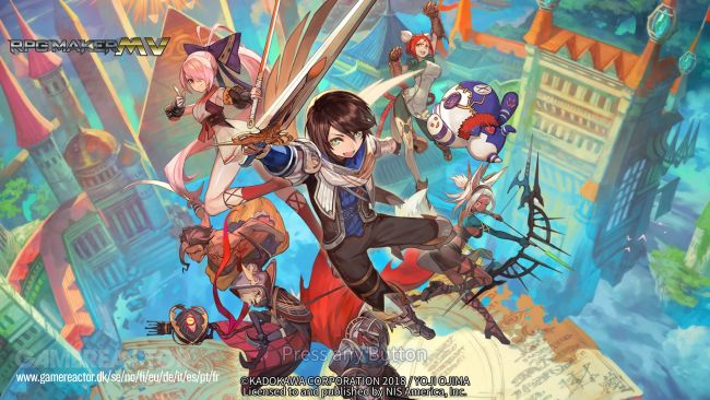 Le test de RPG Maker MV sur PlayStation 4