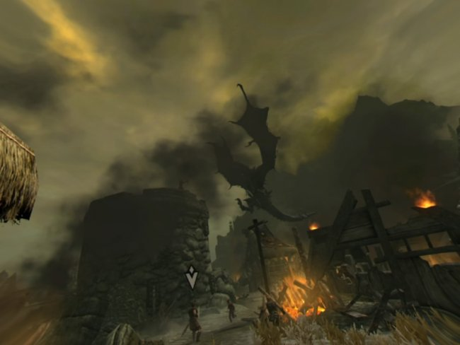 Test de The Elder Scrolls V: Skyrim VR
