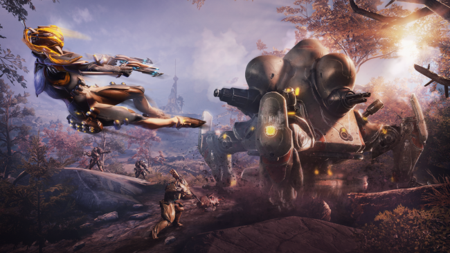 Warframe : Plains of Eidolon se remasterise sur consoles