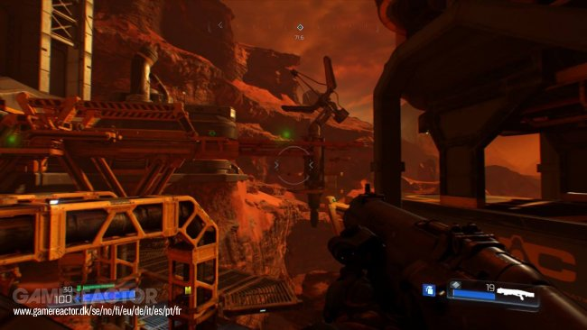 Test de Doom sur Nintendo Switch
