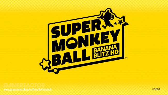 Super Monkey Ball: Banana Blitz HD arrive en octobre