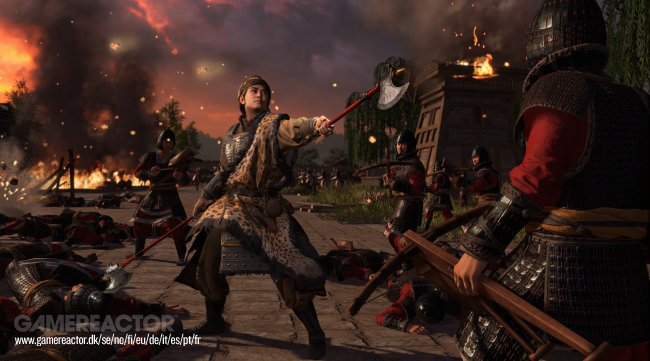 Une nouvelle campagne arrive dans Total War: Three Kingdoms