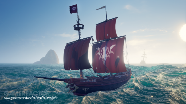 Sea of Thieves: Cursed Sails arrive le 31 juillet