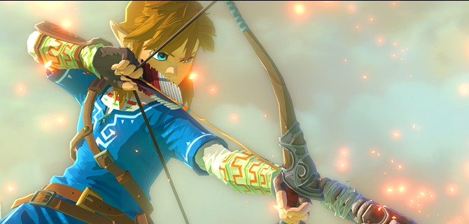 The Legend of Zelda : Breath of the Wild - The Master Trials