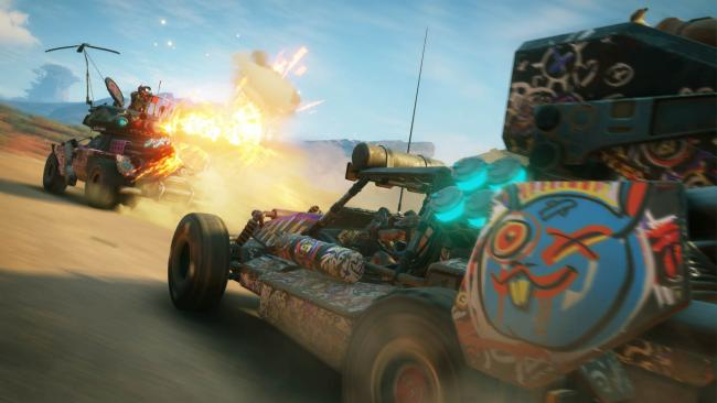 Rage 2 sur PC sera exclusivement sur le launcher Bethesda