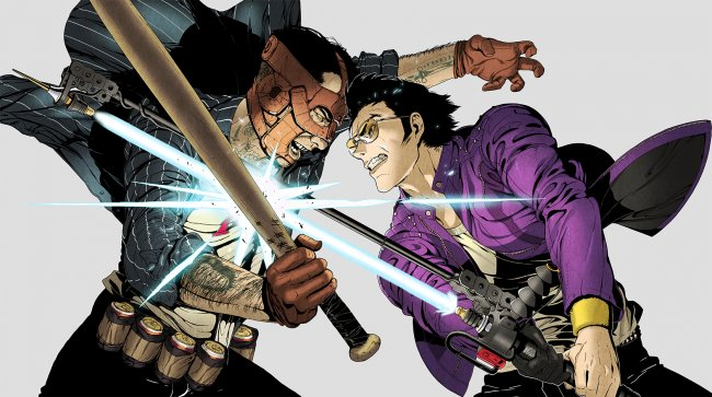 On a joué à Travis Strikes Again : No More Heroes