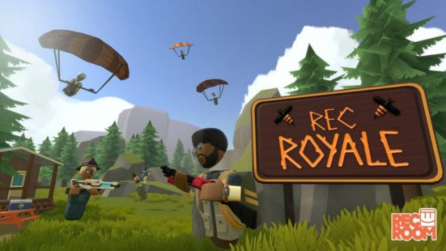 Rec Room en mode Battle Royale en juin