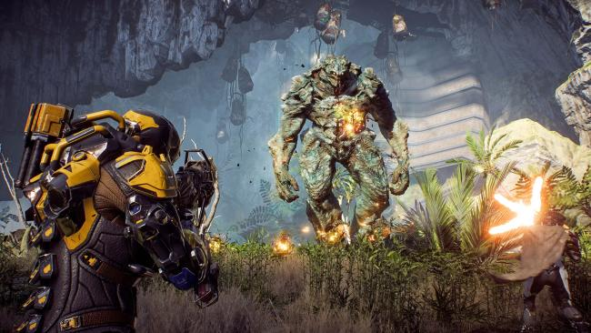Anthem : L'ultime preview avant la sortie du jeu