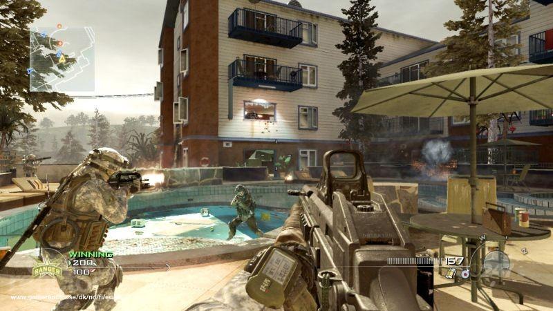Call of Duty : Modern Warfare 2 bientôt retro-compatible sur Xbox One ?
