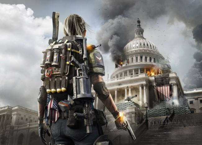 The Division 2 : Dark Zone et PVP